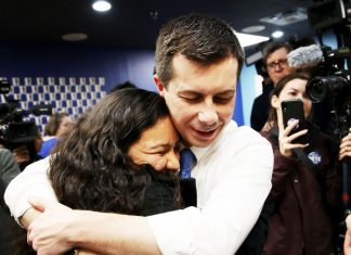 Pete Buttigieg drops out of the presidential race