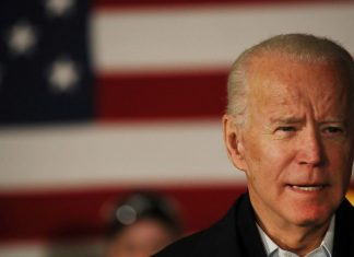 Biden says he'll contest the Democratic nomination if no one gets a majority of delegates