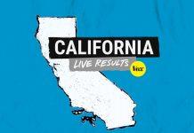 California primary live results
