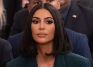 Kim Kardashian Heads To The White House To Fight For Women Behind Bars