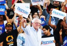 Latino voters might have saved Bernie Sanders's campaign