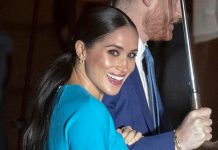 Meghan Markle Is Back In London — & You Have To See Her New Long Hair