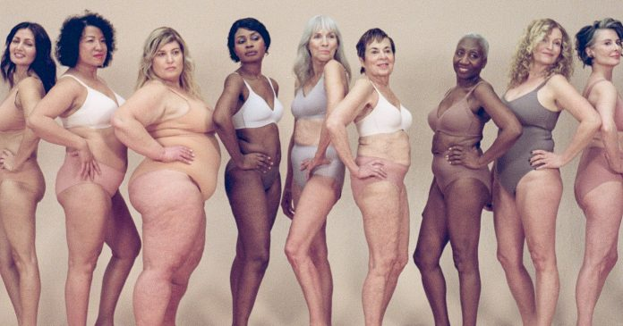 Knix Is Confronting Ageism In The Lingerie Space