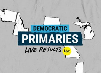 Live results for the March 10 primaries