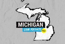 Michigan primary live results