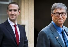 Mark Zuckerberg and Bill Gates are stepping in on the coronavirus where the government has failed