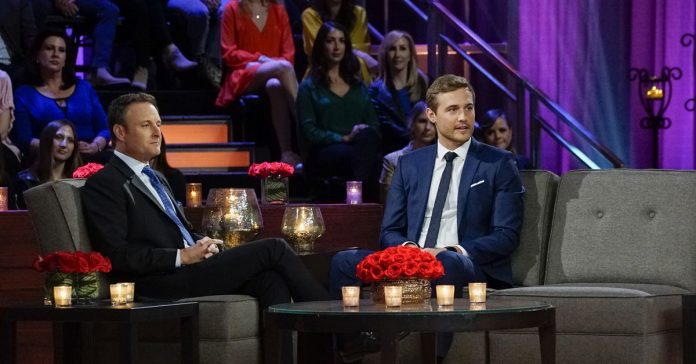 The Bachelor's biggest loser this season was the Bachelor himself