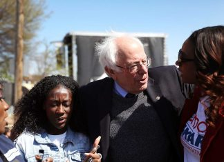 Bernie Sanders's failure to win over black voters on Tuesday could doom his campaign