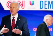 4 winners and 2 losers from the March Democratic debate