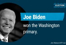Joe Biden wins Washington state — showing just how much momentum he's picked up