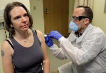 I Was The First Person To Test The Coronavirus Vaccine