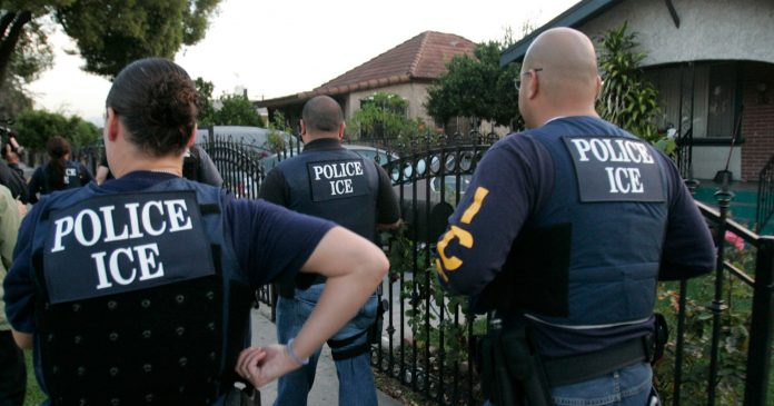 ICE Agents Are Gearing Up To Raid Homes During Coronavirus Lockdowns