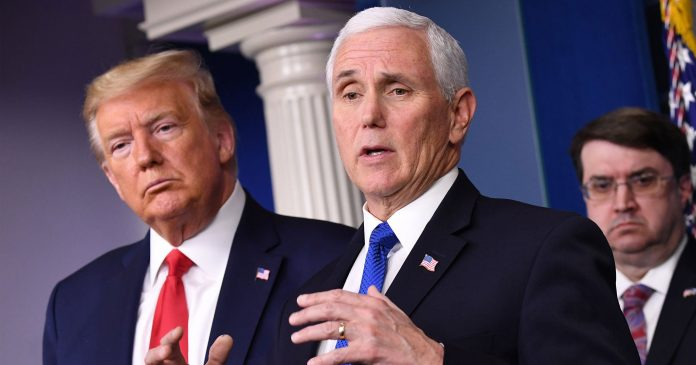 Trump & Pence Say The Shortage of Hand Sanitizer & Masks Will End — But When?