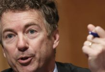 Rand Paul is the first senator to test positive for Covid-19