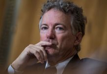 Rand Paul Is The First Senator To Test Positive For Coronavirus