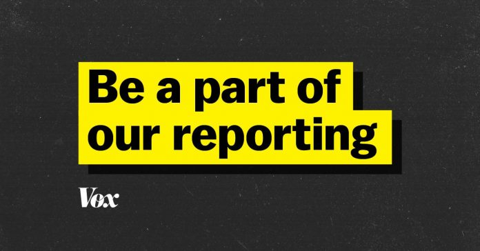 How has the coronavirus pandemic impacted your life? Share to help Vox's reporting.