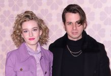 We Can't Stop Thinking About Julia Garner's Wedding Pants