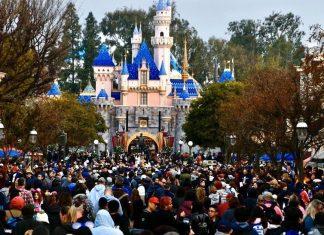 Disney World and Disneyland closed indefinitely amid Covid-19 fears