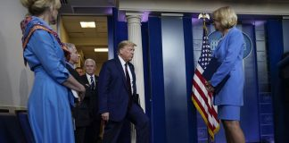 """""""Don't call the woman in Michigan"""" — Trump's pettiness was on display during Friday's coronavirus briefing"""