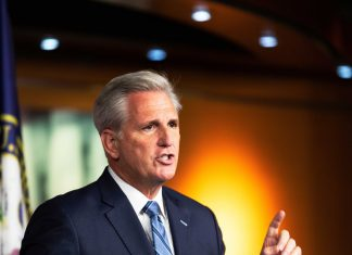 A top Republican wants to hold off on additional coronavirus aid