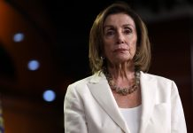 Nancy Pelosi Calls Out Trump For Blaming Coronavirus On His Impeachment Trial
