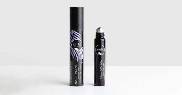The CBD Rollerball That Soothes My Quarantine Aches & Pains