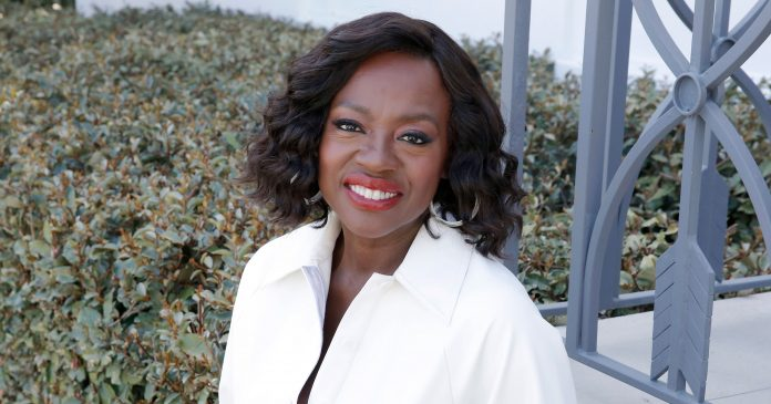 The One Treatment Viola Davis Turns To When She's Stressed