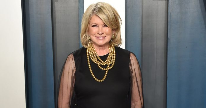 Martha Stewart Dropped Her Quarantine Beauty Routine & It's Exactly What I Needed