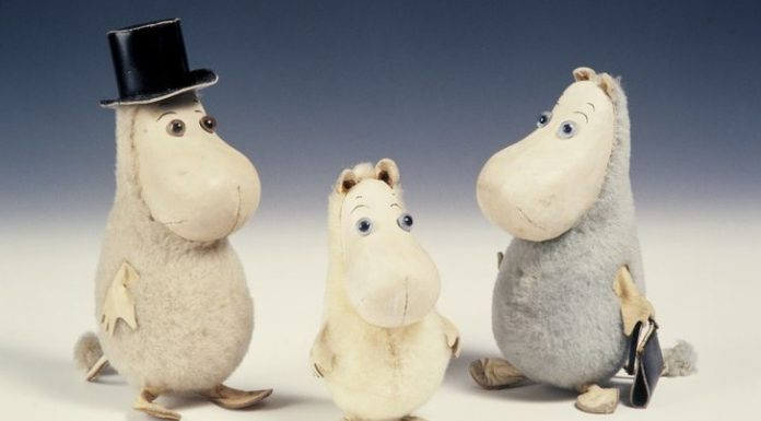 Meet the woman who invented the Moomins