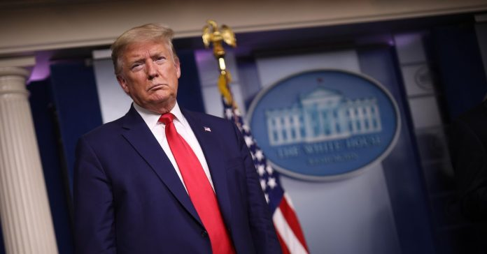 Report: The Trump administration didn't order ventilators or masks until mid-March