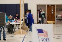 Wisconsin voters are waiting in 5-hour lines in the middle of a deadly pandemic