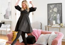 Kelly Clarkson Just Launched A Chic (& Charitable) Home Line