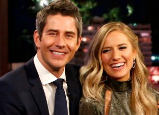 Bachelor Stars Lauren & Arie Luyendyk Dyed Each Other's Hair & Look Unrecognizable