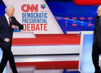 How Joe Biden won over Bernie Sanders — and the Democratic Party