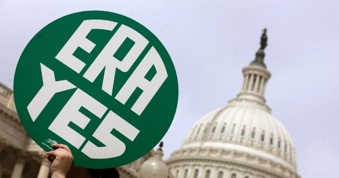 What Is The ERA? A Timeline Of The Equal Rights Amendment, From Mrs. America To Today