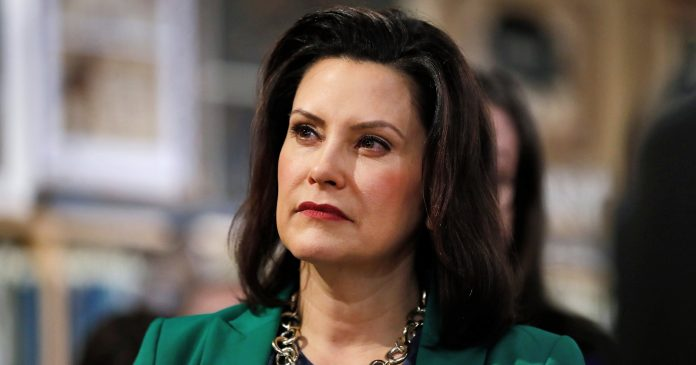 Gretchen Whitmer Responds To Michigan Protests — & She Isn't Backing Down
