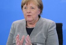 This viral Angela Merkel clip explains the risks of loosening social distancing too fast