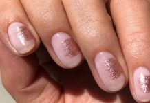 Make This Weekend's Pick-Me-Up A Shimmery Manicure