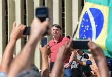 Why Brazil's president Jair Bolsonaro joined a protest calling for a military coup