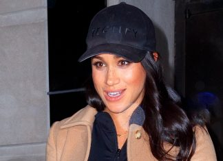 Meghan Markle's Baseball Cap Marks The Beginning Of A New Era