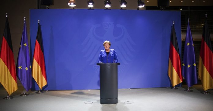 The coronavirus could tear the EU apart