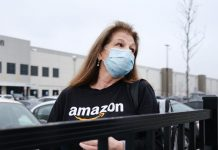 Amazon employees shared an event invite to discuss how the company treats its workers. Then it disappeared.