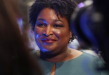 Stacey Abrams makes the case for herself as Biden's VP pick