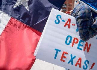 Not Everyone In Texas Is Happy About The State Reopening Businesses