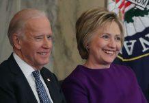 Hillary Clinton has officially endorsed Joe Biden for president