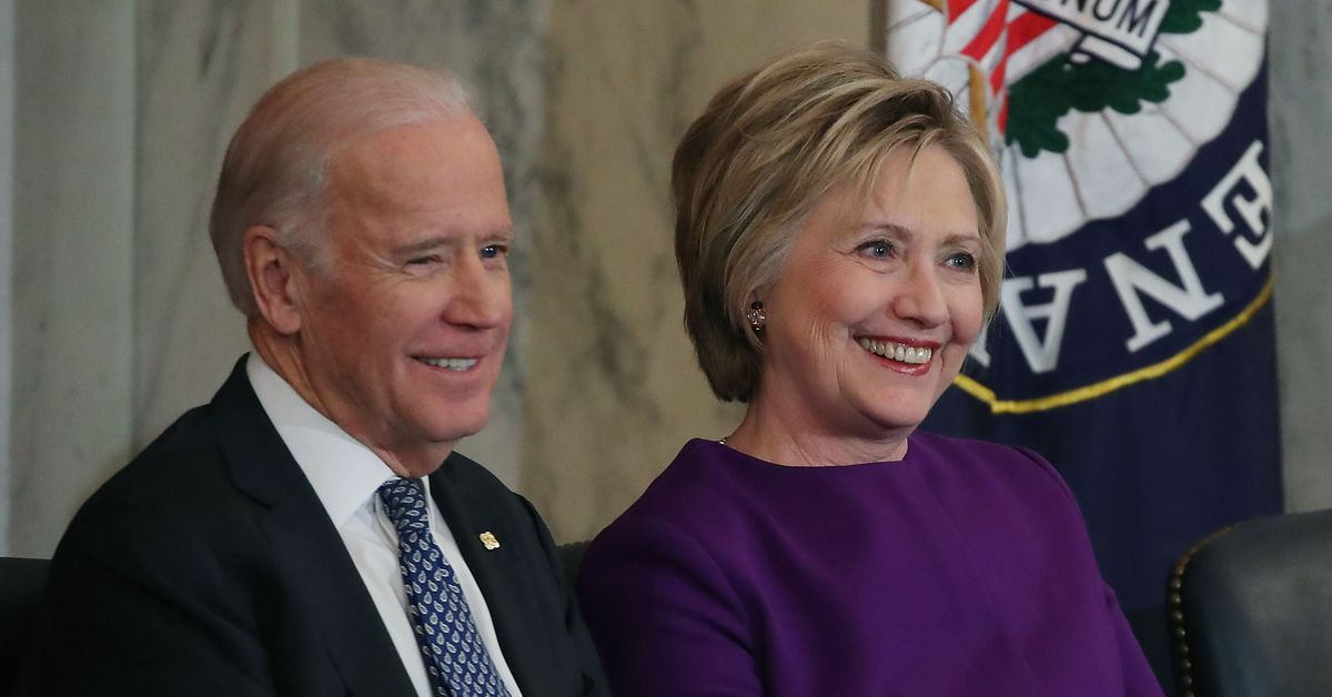 Hillary Clinton On Biden Election: History-Making Ticket