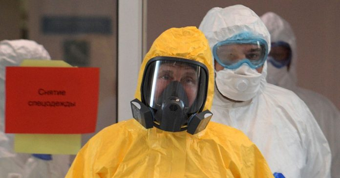 Russia's coronavirus outbreak is getting bad. Putin says the worst is yet to come.