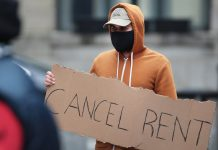 If You Can't Pay Rent This Month, You're Not Alone
