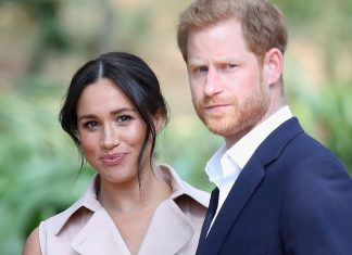 Harry & Meghan Will Reportedly Spill The Royal Tea In New Book