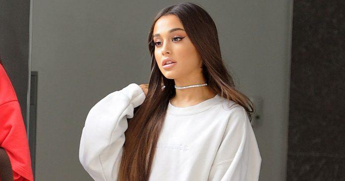Ariana Grande's Self-Quarantine Hair Is Brown Honey Dreams